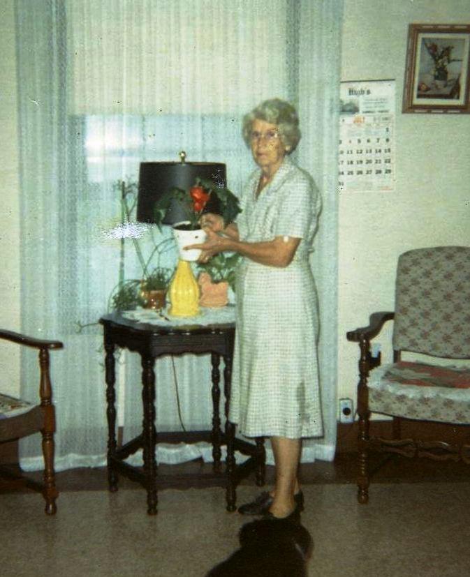 Carlena at Home