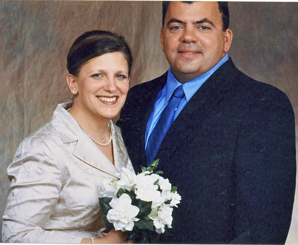 Steve & Melissa Rubley Dixon