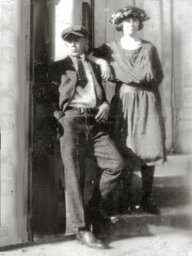 Fred & Mae Rubley McGough
