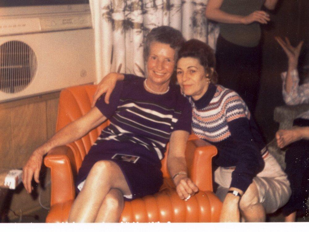 Helen & Willie Mae