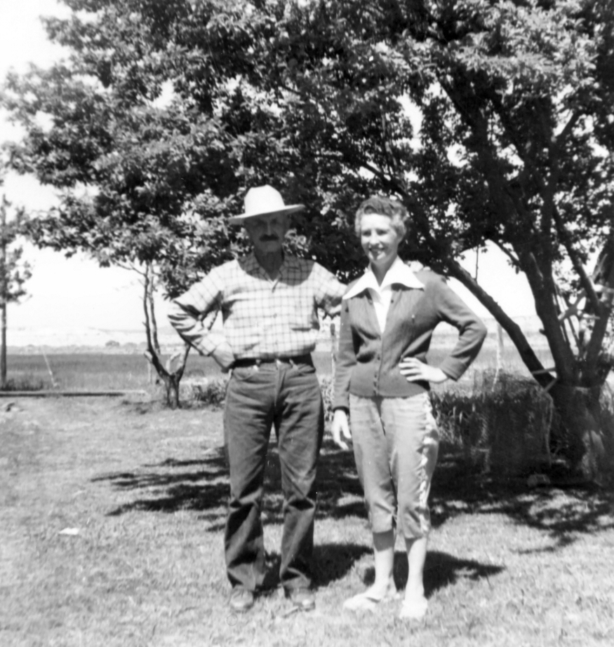 Ted & Helen Rubley Bignotti