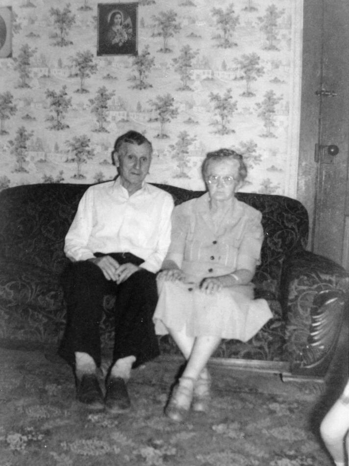 Albert & Lenoa - 1952