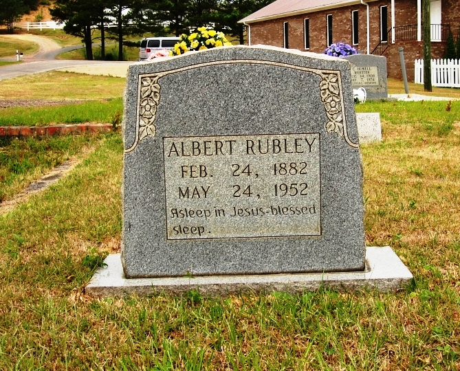Albert Rubley