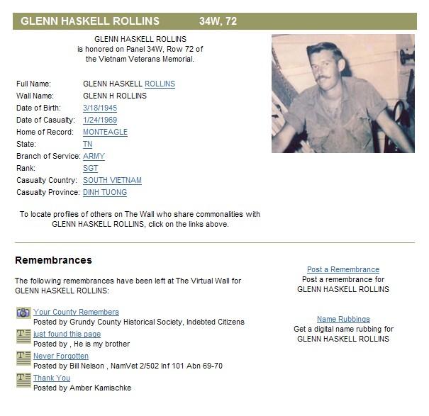 Glenn H. Rollins