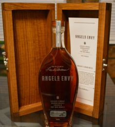 Angel's Envy Cask Strength 2015    127.9 proof and is aged up to 7 years. Aged in port barrels. There are 7,500 bottles in the 2015 release.    Only a few left at $269