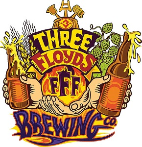 THREE FLOYDS BEER- A wide variety including Zombie Dust.