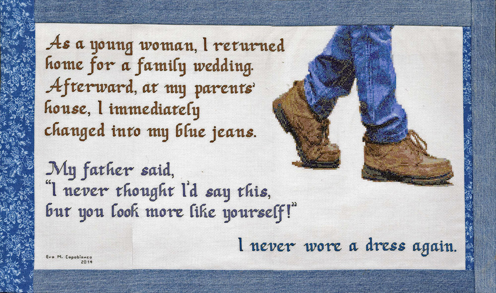 Blue Jeans, a True Story