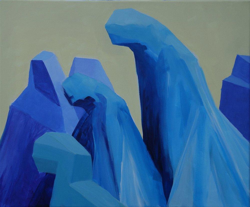 Blue Etude #2, Hearts of Stone