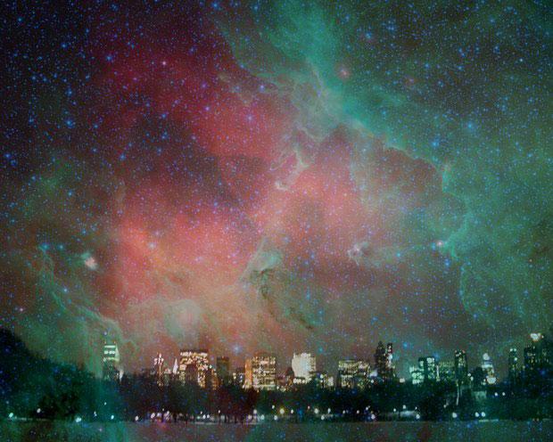 Central Park Galaxy