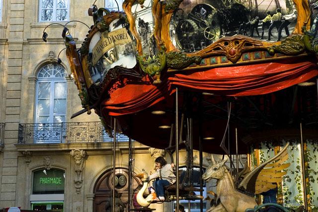Carousel Aix-en-Provence