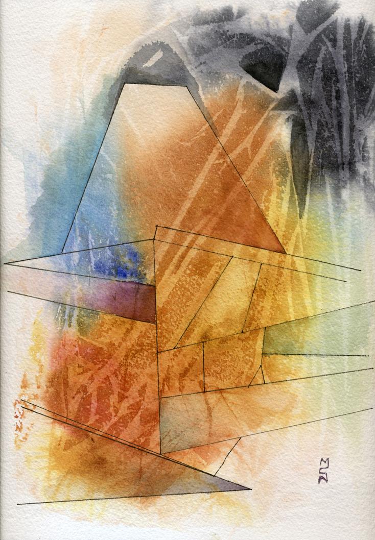 Homage to Feininger