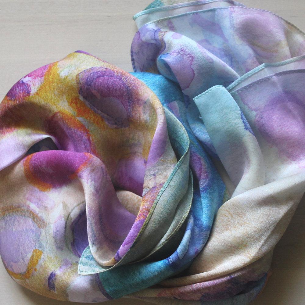 Scarves & Blankets - For Sale