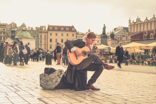 5 tips for becoming a profitable musician musician grassroots marketing busking