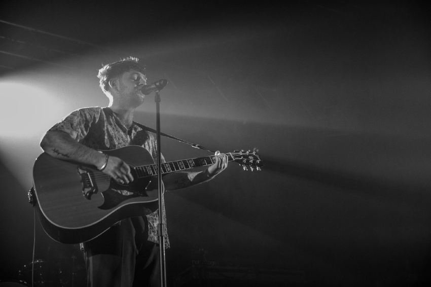 Tom Grennan at o2 academy leicester