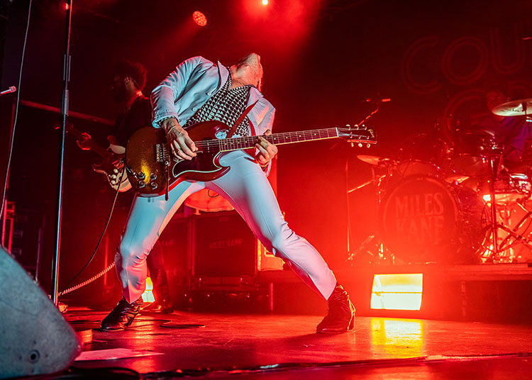 Miles Kane at Rock City, Nottingham