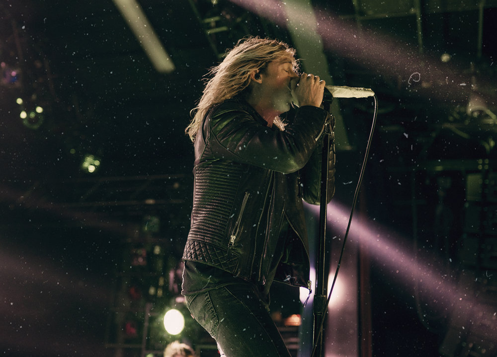 Underoath Brings Erase Me Tour to Playstation Theatre