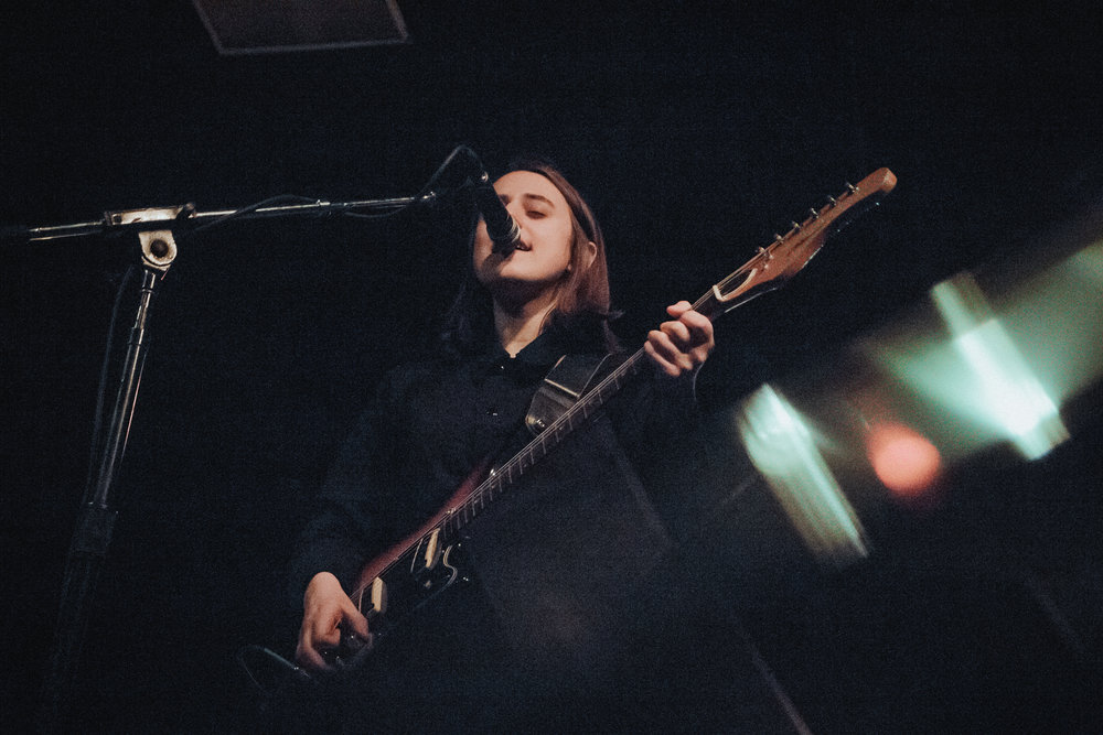 TANCRED AT TORONTO'S LEE'S PALACE