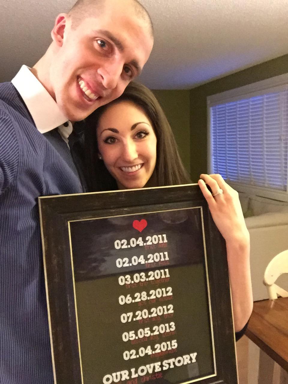 Engagement Night! :)