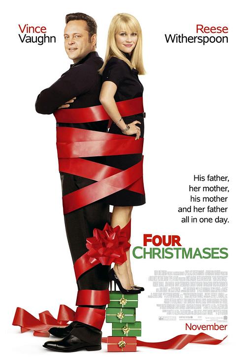 6. Four Christmases