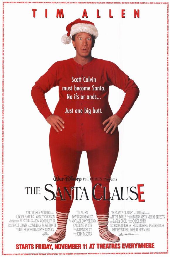 10. The Santa Clause