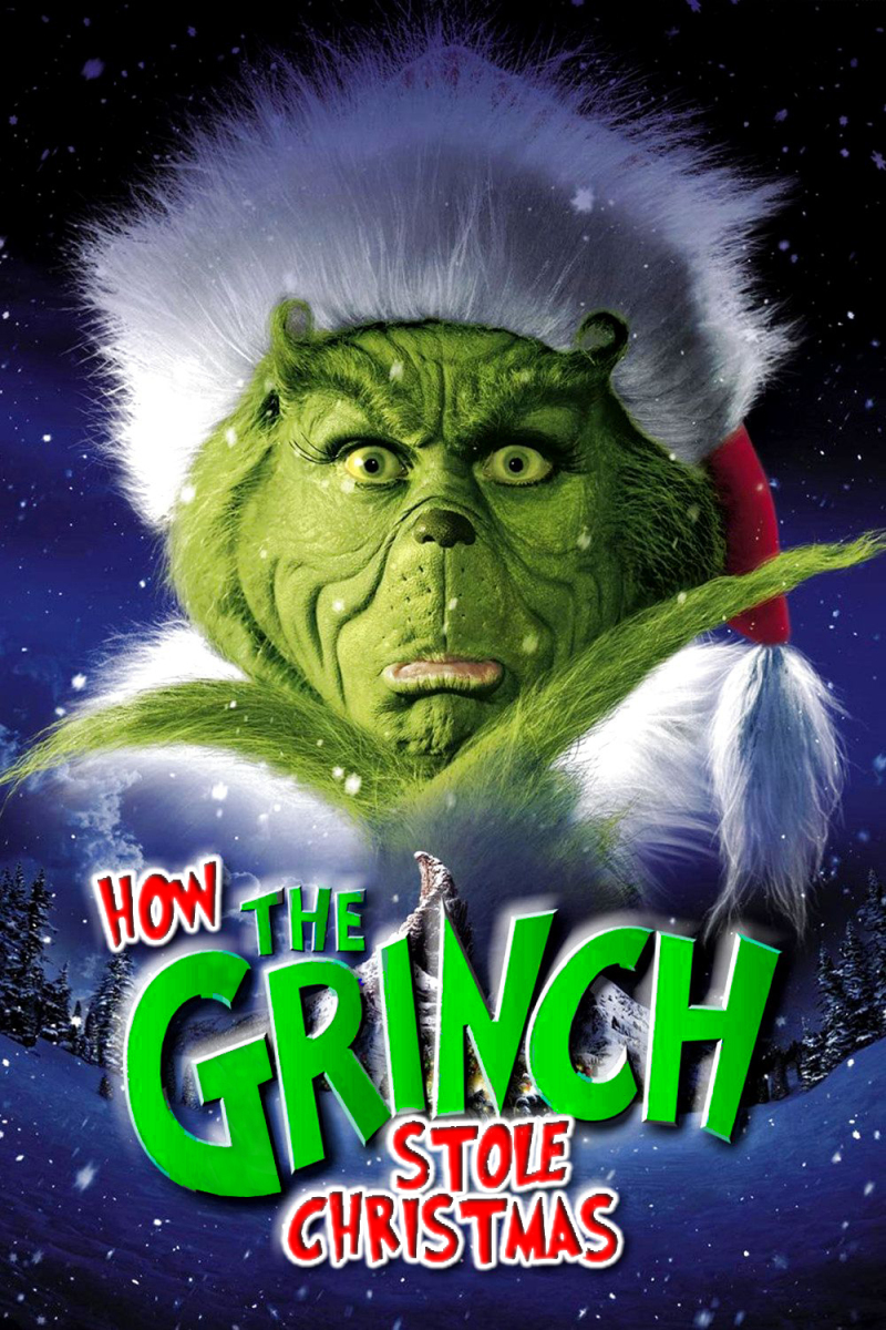 7. How The Grinch Stole Christmas