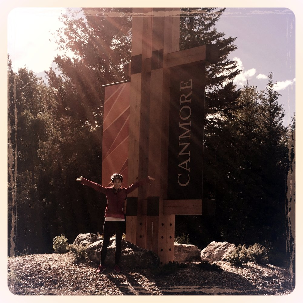 Canmore Sign
