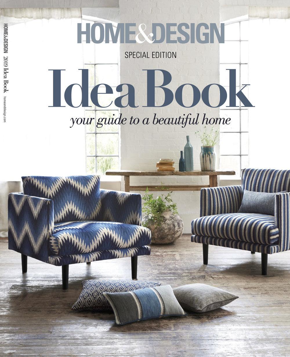 HOMEu0026amp; DESIGN, IDEA BOOK, FALL 2018