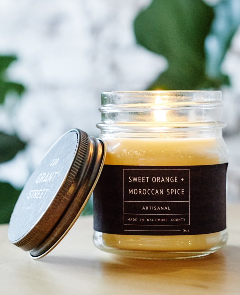 #1: 228 Grant Street Candles - Bring some amazing fragrances to your friends and family this year from local candle maker 228 Grant Street