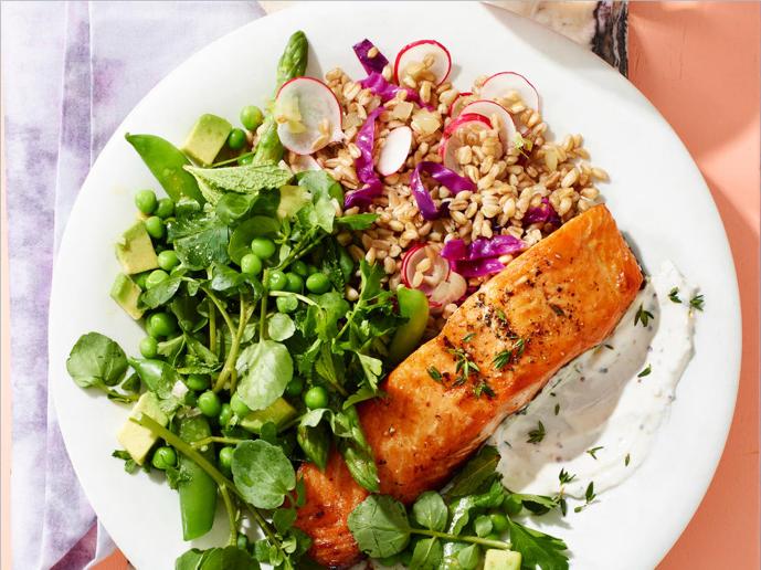Nutrient dense diet