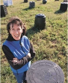 Rhonda Sherman  - Consultant/Vermicomposting SpecialistRhonda is a world-renowned vermicomposting expert who has given more than 1,000 presentations on the subject and written more than 65 articles extolling the virtues of worms, resource management and sustainability. She has recently completed a book on large-scale vermicomposting, the first of its kind. An extension specialist in the Department of Horticultural Science at NC State University, she is also a consultant and vermicomposting advisor on the Hidden Resources team. Rhonda has conducted workshops on composting and vermicomposting in Guyana, the Dominican Republic, Argentina, and throughout the United States. She also organizes the world's first and only annual conference on large‐scale commercial vermicomposting, with attendees coming in from South and Central America, Europe, Africa, Australia, Asia, the Caribbean, India, Israel, South Pacific, and throughout the world, including lots of participants  from the US, Canada and Mexico. Rhonda developed and manages the two‐acre Compost Learning Lab (CL2) at NC State, which features 26 types of composting and vermicomposting bins and areas for hands‐on training activities. Rhonda co-edited the only scientific book on vermicomposting: Vermiculture Technology: Earthworms, Organic Wastes, & Environmental Management, and has recently published her own: The Worm Farmer's Handbook: Mid- to Large-Scale Vermicomposting for Farms, Businesses, Municipalities, Schools, and Institutions.In her free time, Rhonda enjoys serving as an Extension Master Gardener Volunteer, and loves to travel, hike, work out, and read.