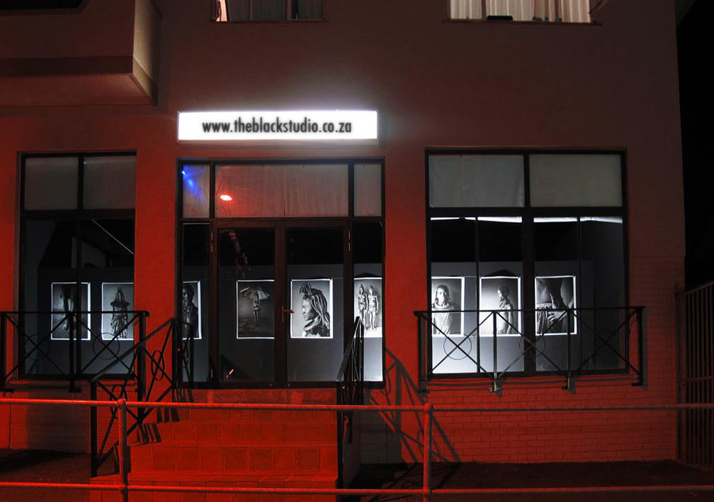 Himba Exhibition opening March 2011