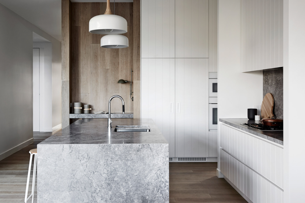contemporary granite kitchen tabletop