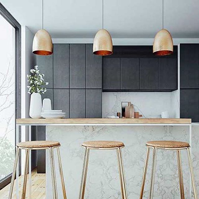 #Repost @homelife.com.au ・・・ #interior #kitchen #kitchendesign #instahome #dreamhome #homeinspiration #interiordesign