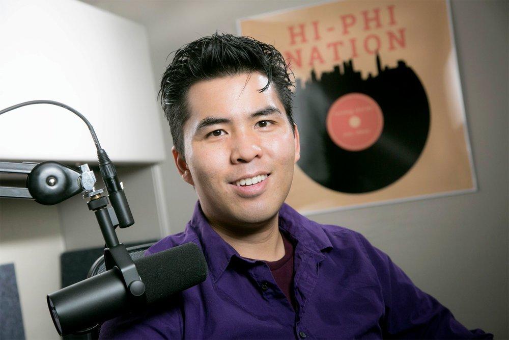 Barry Lam - Host, Hi-Phi Nation
