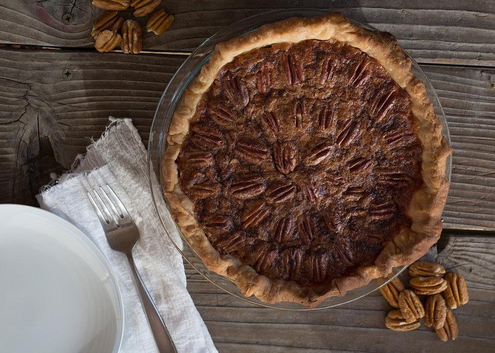 Great Buffalo Classic Pecan Pie