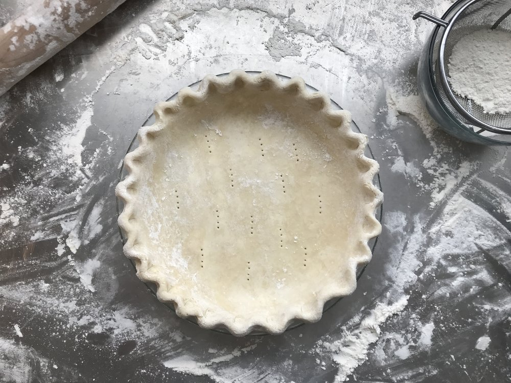 Perfect Homemade Pie Crust Recipe