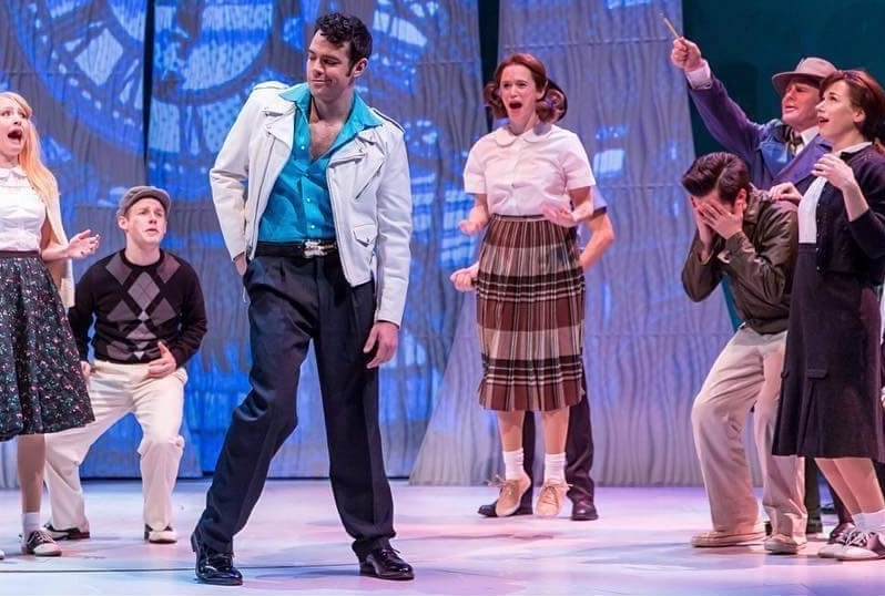 Bye Bye Birdie at Drury Lane Theatre, photo by Brett Beiner