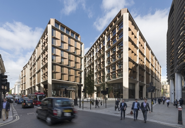 Bloomberg Building, London  – a smart building in an ever-changing world