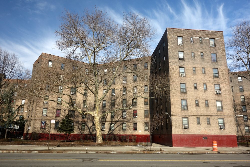 Queensbridge Houses, NY (Photo credit: Nick Normal)