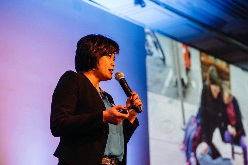 SF Urban Film Fest Executive Producer, Fay Darmawi