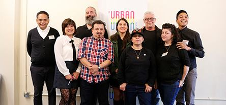 SF Urban Film Fest team and film screening panelists