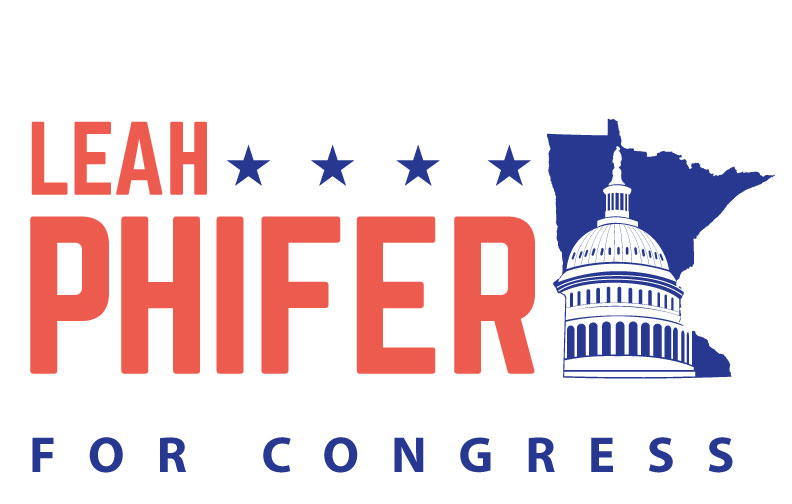 Leah Phifer for Congress: MN's 8th District