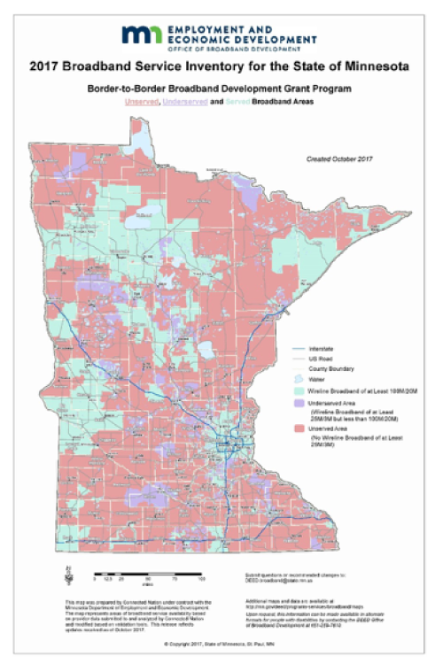 Source: Minnesota Department of Employment and Economic Development