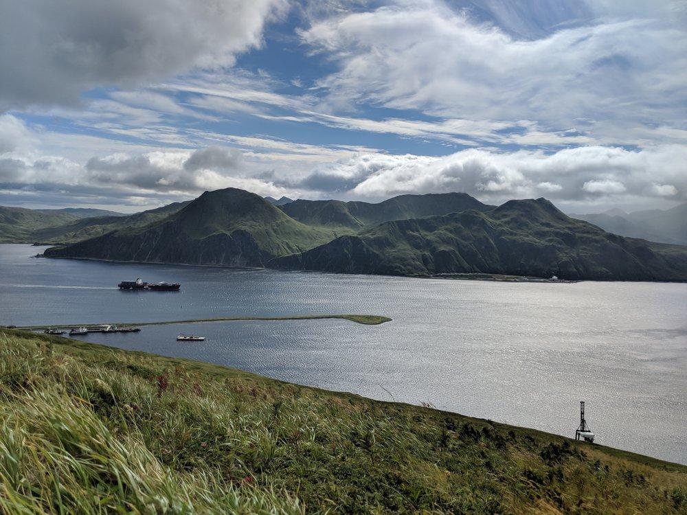 WEEK TWENTY - Last Days in Alaska