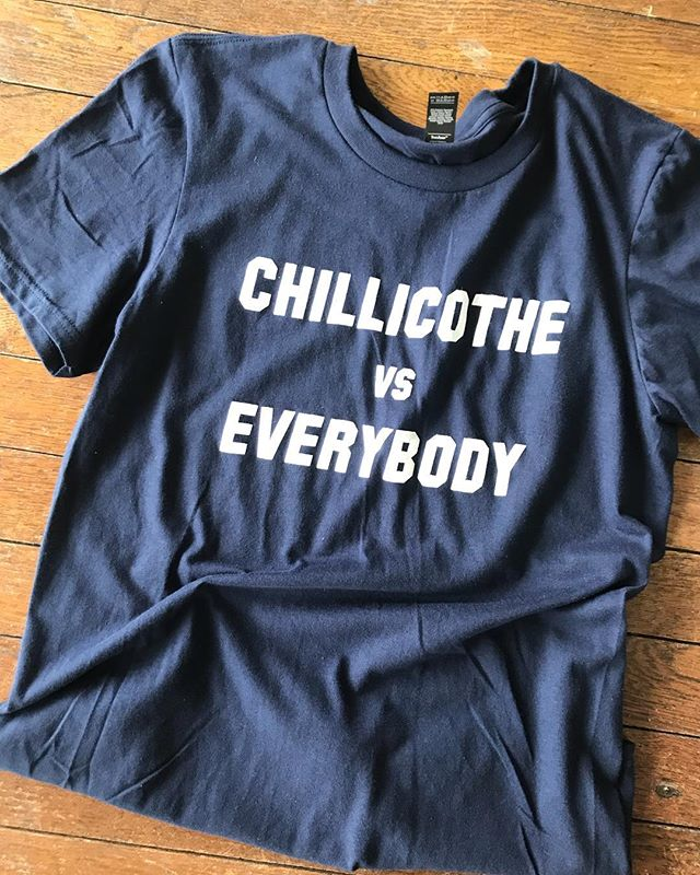 Okay guys, here ya go! We have added 3 new Chillicothe based shirts to our website!  Link is in the bio. Working on a Facebook shop, and Instagram link also. Thanks!!! #cutthroatapparel #chillicothe #apparel #ohio #shoplocal #printlocal #smalltown #downtown #knockemstiff