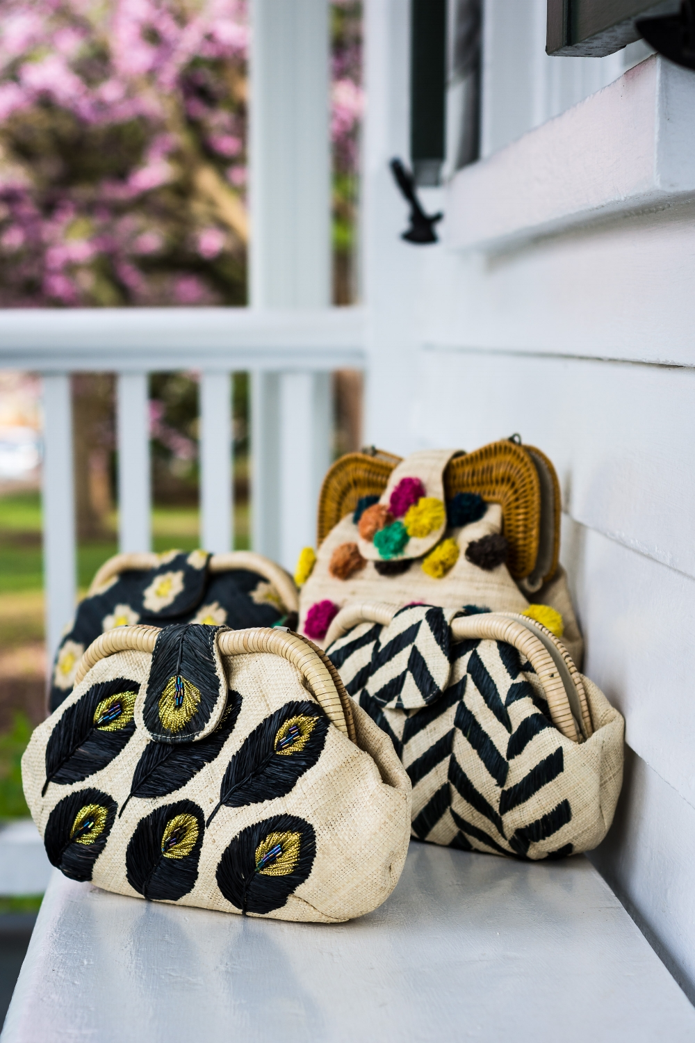 larone artisans clutch product photography