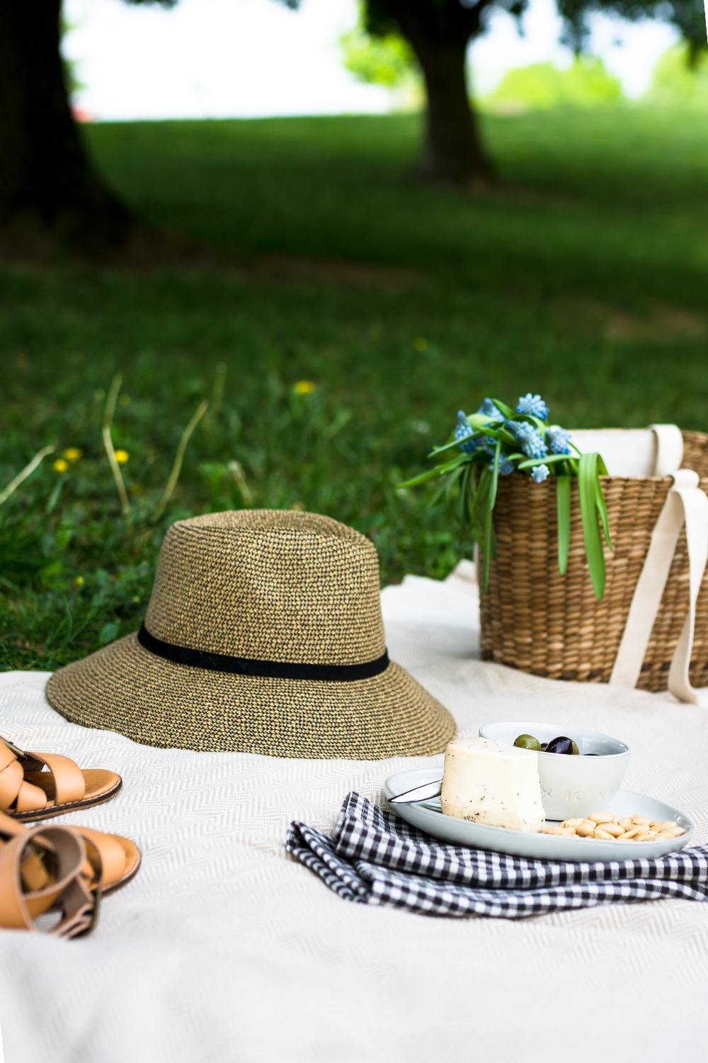 picnic product photography