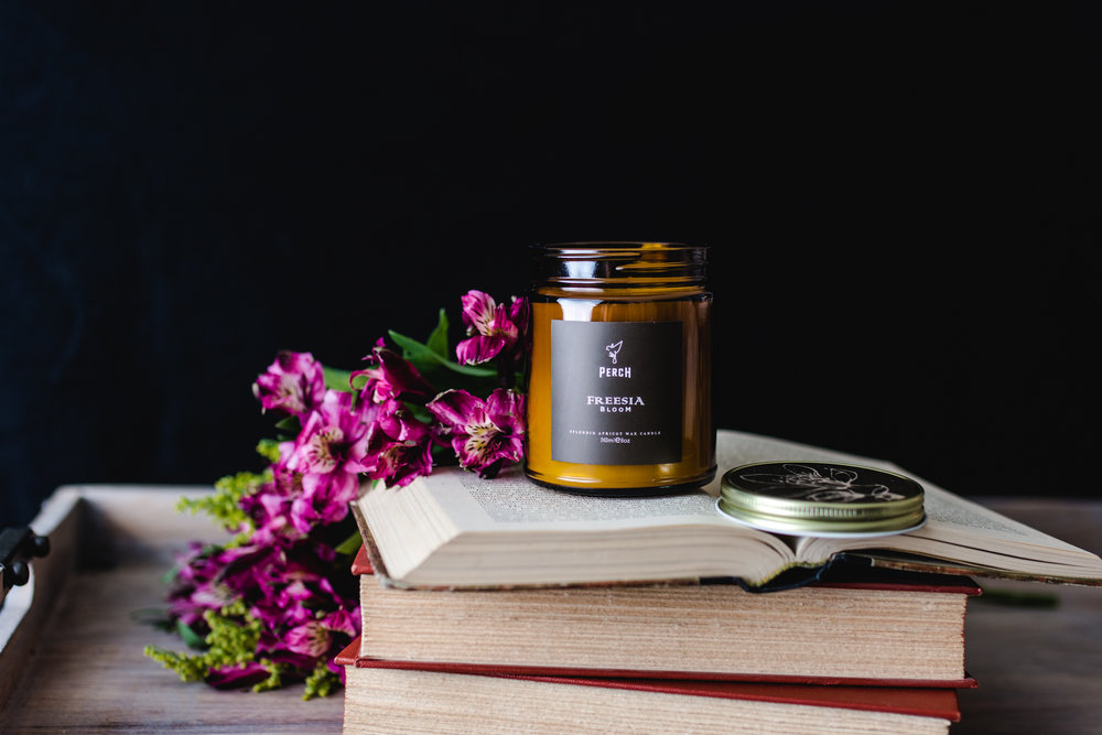 product photography candle
