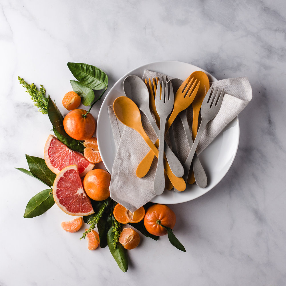 flatware food photography Knork