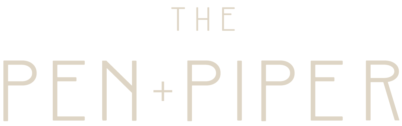 The Pen + Piper | Product Styling + Photography